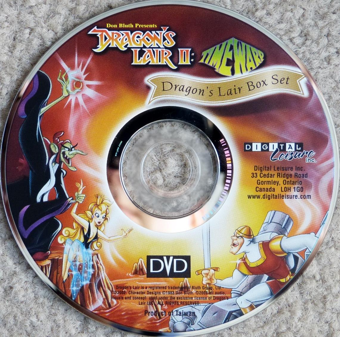 Dvd Dragon