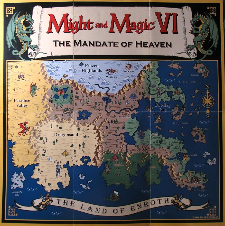 Might And Magic X World Map.Might Ecosia