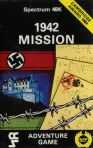 1942 Mission (Cases Computer Simulations) (ZX Spectrum)
