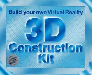 3D Construction Kit (Incentive Software) (ZX Spectrum/Amstrad CPC)