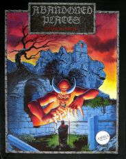 Abandoned Places: A Time for Heroes (Electronic Zoo) (Amiga) (missing Novella)