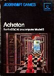 Acheton (BBC Model B) (Contains Hint Book)