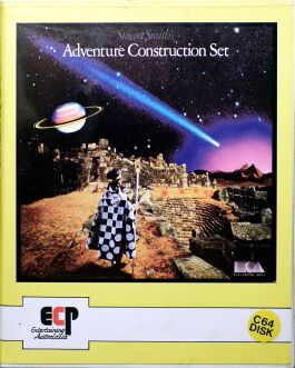 Adventure Construction Set (ECP) (C64)