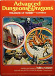 Advanced Dungeons & Dragons: Treasure of Tarmin (Mattel Intellivision)