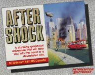 After Shock (Interceptor Software) (ZX Spectrum)