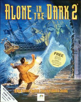 Alone in the Dark 2 (Infogrames) (IBM PC)