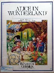 Alice in Wonderland (Alternate Packaging) (C64)