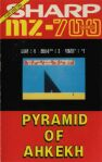 Pyramid of Ankekh (Solo Software) (Sharp MZ-700)