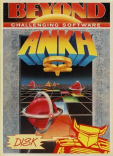 Ankh: 64 Rooms (Beyond) (C64) (Disk Version)