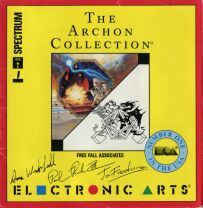 Archon Collection, The (Ariolasoft) (ZX Spectrum) (Disk Version)