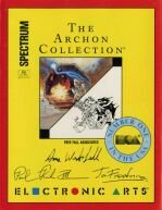 Archon Collection, The (Ariolasoft) (ZX Spectrum) (Cassette Version)