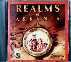 Realms of Arkania: Blade of Destiny (Softkey) (IBM PC)