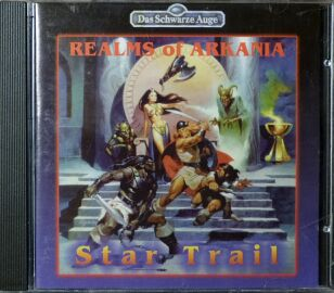 Realms of Arkania II: Star Trail (Manyk) (IBM PC)