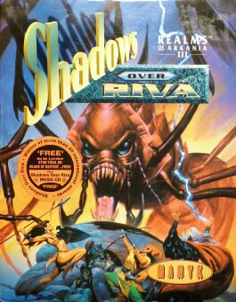 Realms of Arkania III: Shadows over Riva (Manyk) (IBM PC)