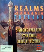 Realms of Arkania Trilogy (IBM PC)