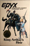 King Arthur's Heir (Atari 400/800)