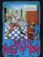 Asylum (U.S. Gold) (C64) (Cassette Version)