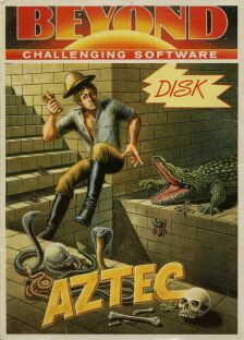 Aztec (Beyond) (C64) (Disk Version)