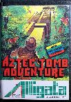 Aztec Tomb Adventure (Alligata) (C64)