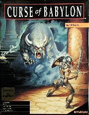 Curse of Babylon (C64)
