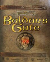 Baldur's Gate (Interplay) (IBM PC)