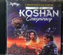 B.A.T. 2: The Koshan Conspiracy (Softkey) (IBM PC)
