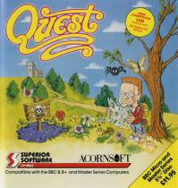 Quest (Superior Software) (BBC Model B) (Disk Version)