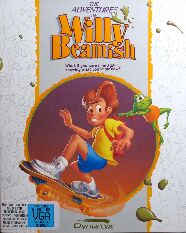 Adventures of Willy Beamish (Dynamix) (IBM PC) (Contains Clue Book)