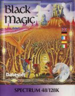 Black Magic (U.S. Gold) (ZX Spectrum) (Cassette Version)