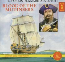 Blood of the Mutineers (Robico) (BBC Model B) (Disk Version) (Contains Hint Sheet)