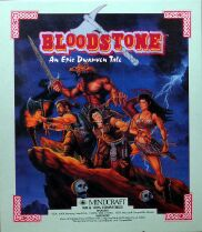 Bloodstone: An Epic Dwarven Tale (IBM PC) (Slash Version)