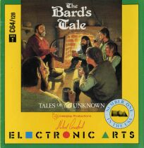 Bard's Tale I: Tales of the Unknown (C64) (Disk Version)