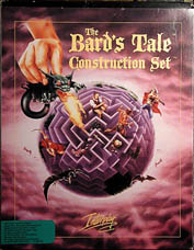 Bard's Tale Construction Set (Interplay) (IBM PC)