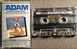 Buck Rogers: Planet of Zoom Super Game Pack (Colecovision ADAM)