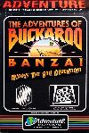 Adventure 15: The Adventures of Buckaroo Banzai Across the 8th Dimension (Adventure) (Atari 400/800)
