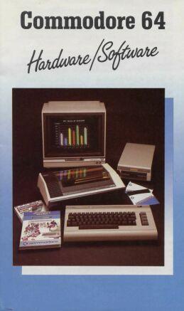 Commodore 64 Hardware/Software Ad