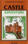 Castle Adventure (Alternate Packaging) (CDS Micro Systems) (ZX81)