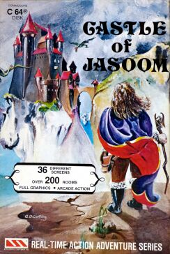 Castle of Jasoom (Accelerated Software) (C64)