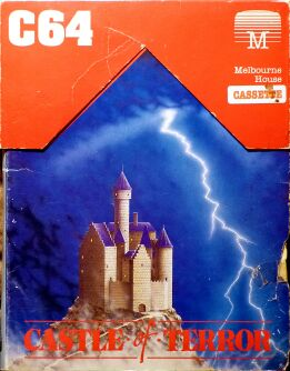 Castle of Terror (Melbourne House) (C64)