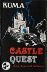 Castle Quest (Kuma) (Sharp MZ-700)
