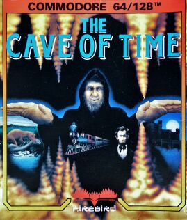 Cave of Time, The (Firebird) (C64)