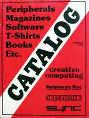 Creative Computing Catalog #8 (Creative Computing Software)