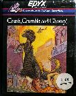 Crush, Crumble and Chomp! (ECP) (C64) (missing manual, refcards?)