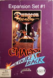 Dungeon Master: Chaos Strikes Back! (Amiga) (Contains Adventurer's Handbook, Pat Mullen's Maps, Lists and Answers, Tony Severa's Hintdisk & Gaming Aids, Chaos Editor)