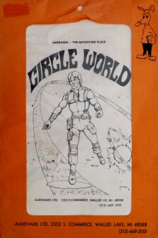 Circle World (Aardvark) (TRS-80)