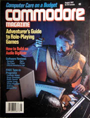Commodore August 1987