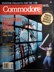 Commodore August 1988