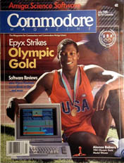 Commodore July 1988