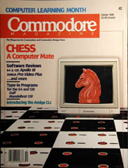 Commodore October 1988