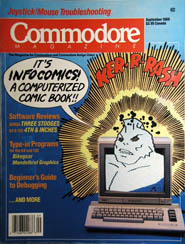 Commodore September 1988